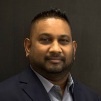 CHRIS RAJMOHAN : Service Assistant Manager