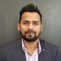 Mohammad Alam : Financial Services Manager