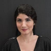 Naghme (NINA) : Administrative Assistant